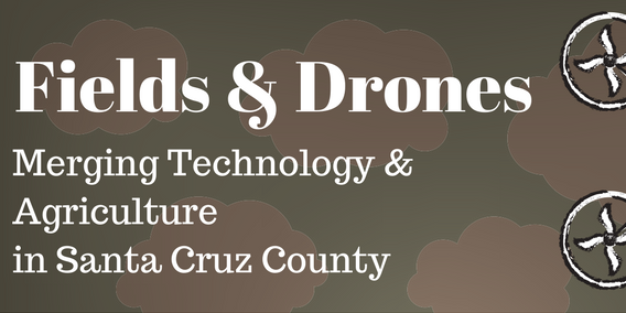 AgTech From Above: Fields and Drones