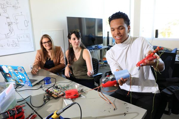 Game Research Lab at CSUMB combines technology and practical research