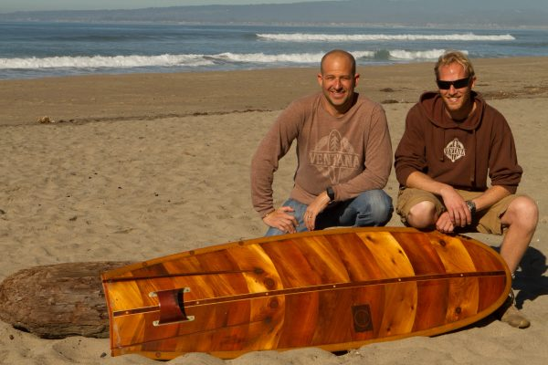 Shopify: How This California Pair Built a High-End Surf Brand With Upcycled Wood Scraps