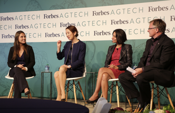 CEOs present sustainable solutions at Forbes AgTech Summit
