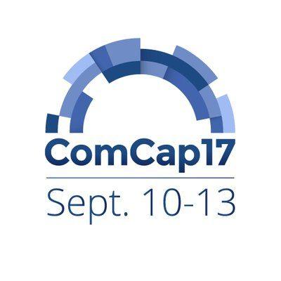 Economic Development meets Crowdfunding at ComCap17 in Monterey, Sept 10-13