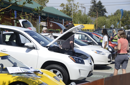 National Drive Electric Week EVent comes to Santa Cruz