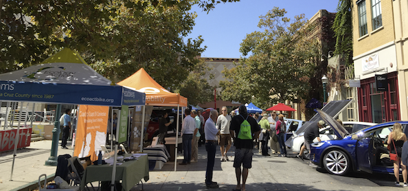 National Drive Electric Week: 250 events across the Nation including in Santa Cruz