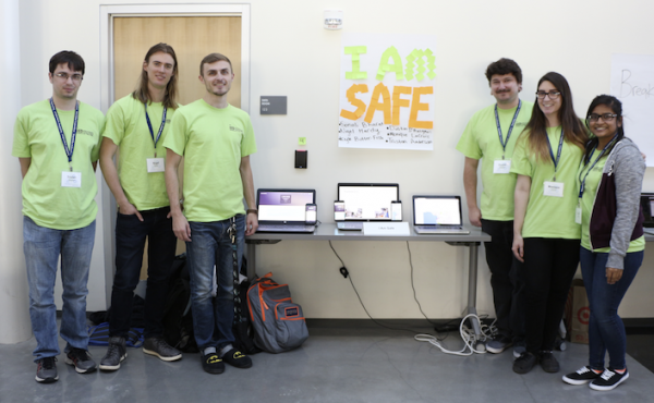 Students Create Disaster Survival Apps at CSUMB Hackathon Weekend