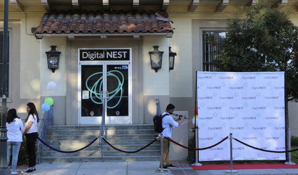 Digital NEST celebrates 3rd birthday in style
