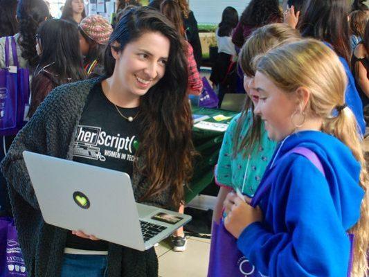 Hartnell College's herScript boosting women's careers in tech