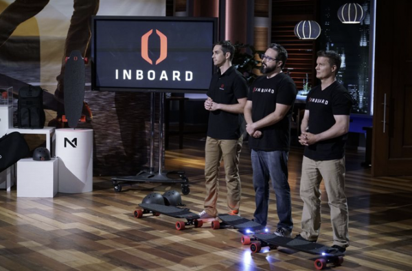 Inboard Technology announces $8M Series A financing