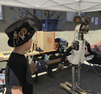 Third Time's The Charm: the Santa Cruz Mini Maker Faire returns yet again