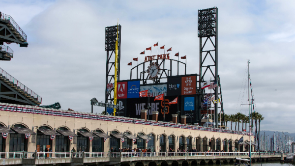 How much does temperature affect hitting at AT&T Park?