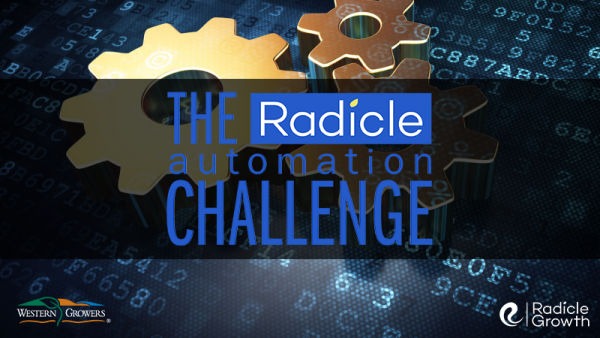Applications Now Open for The Radicle Automation Challenge