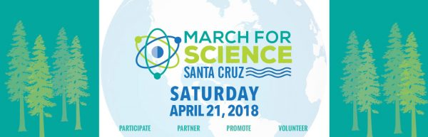 Participate in Santa Cruz March for Science on April 21