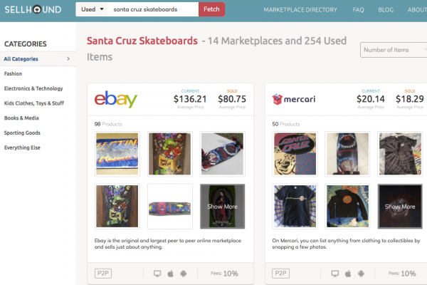 SellHound Launches Game-Changing Online Resale Tool