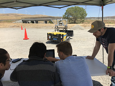 Corporate-sponsored projects give engineering students valuable experience