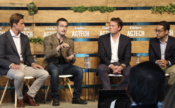 Q&A: Augean Robotics wins THRIVE Innovation Award at Forbes Agtech Summit 2018