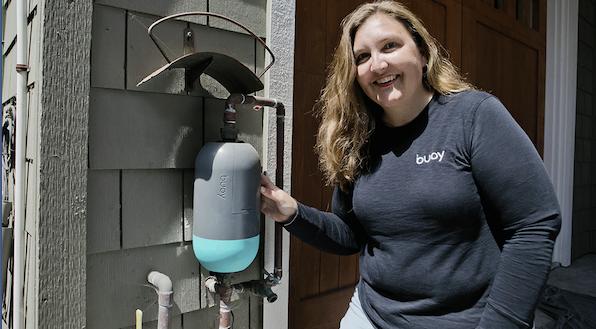 Water Tech Founder Buoys Santa Cruz Startup Scene