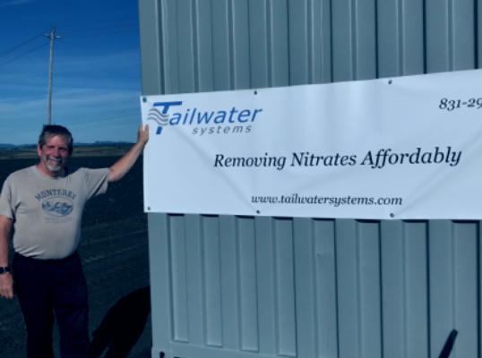 Tailwater: Removing Nitrates Affordably