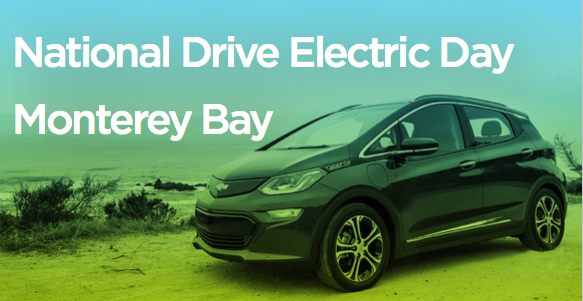 National Drive Electric Week's Santa Cruz event is September 8