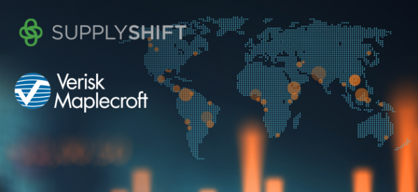 SupplyShift and Verisk Maplecroft Form Strategic Alliance