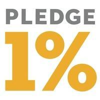 Looker Pledges 1%