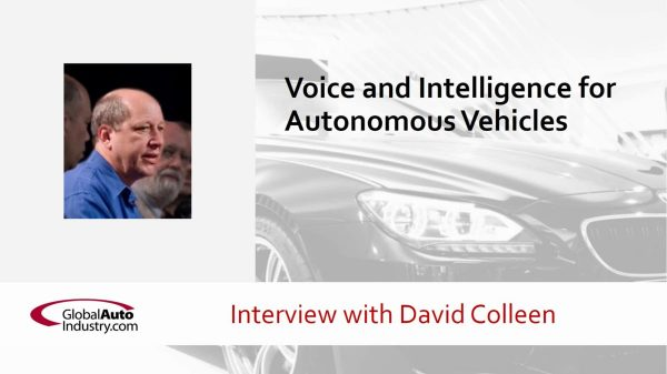 Voice and Intelligence for Autonomous Vehicles
