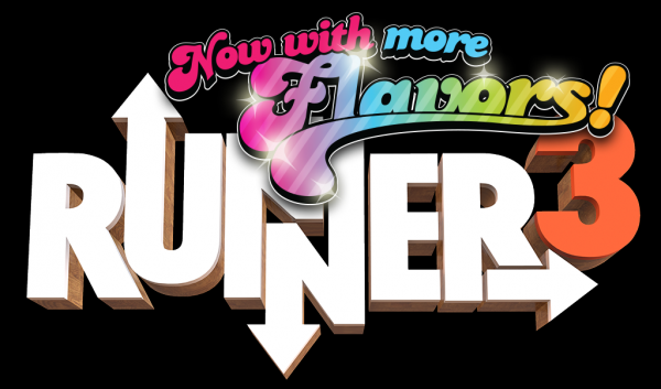 Runner3 – Now with more FLAVORS!