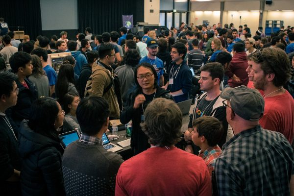 Student-run hackathon at UCSC lies at the intersection of tech and diversity