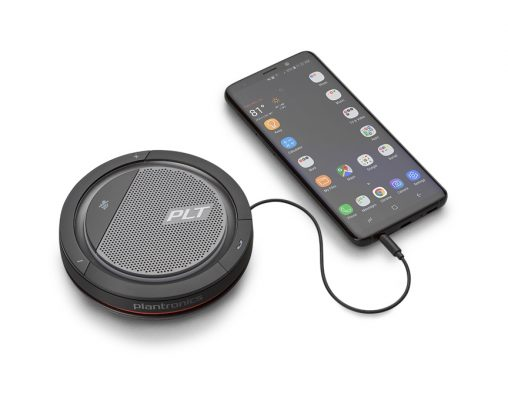 Plantronics Launches New Calisto Portable USB Speakerphones