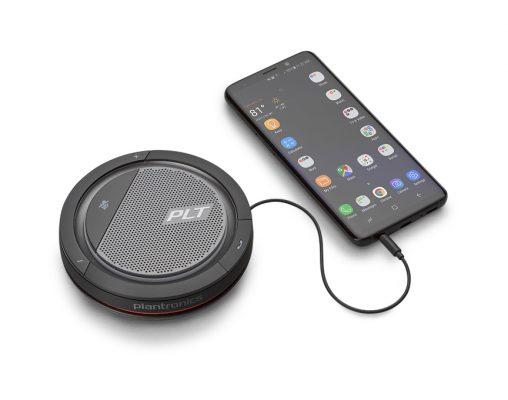 Plantronics Launches New Calisto Portable USB Speakerphones