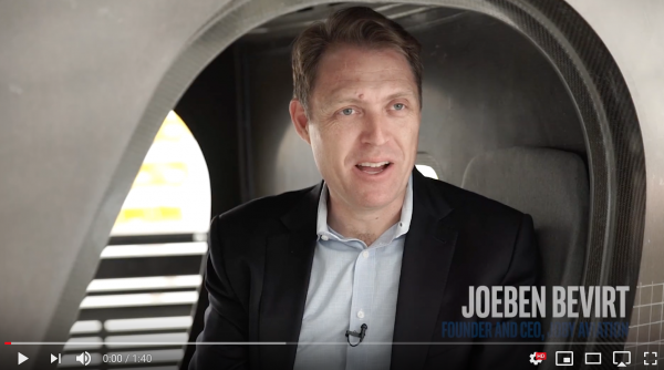 Watch: Joby Aviation – Inventing the Future of Air Taxis