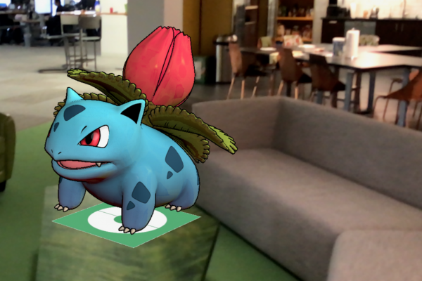 Getting Started with ARKit on iOS