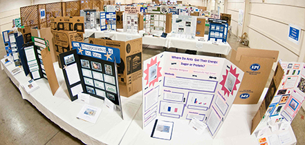 Seeking judges for annual SC County Science & Engineering Fair to be held at Plantronics