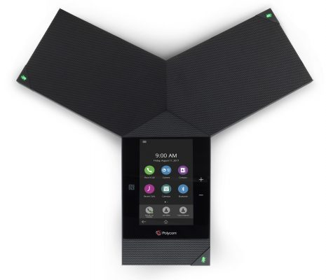 Poly announces integration of Amazon Chime and Alexa for business with Polycom Trio and Amazon Alexa with Plantronics Voyager 4200 UC headsets