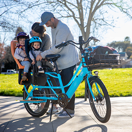 Blix Bikes hosts Packa Cargo eBike launch party