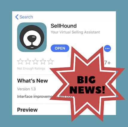 Sellhound Launches Ebay Version Of Their Posting App Santa Cruz Tech Beat