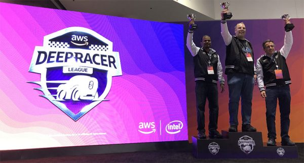 Chris Miller of Cloud Brigade is first victor to advance in AWS DeepRacer Championship