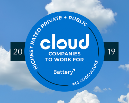 Looker Named one of the 50 Highest Rated Private Cloud Computing Companies To Work For