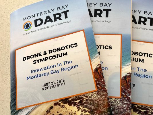 Monterey Bay Drone, Automation and Robotics Technology (DART) Symposium launches
