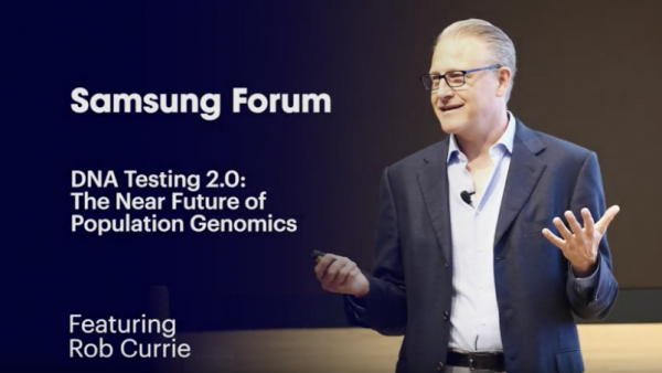 DNA Testing 2.0: The Near Future of Population Genomics