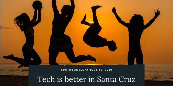 July 10 Tech Meetup has a hot lineup