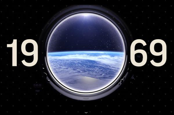 It was 1969. The Mission was Apollo 11.
