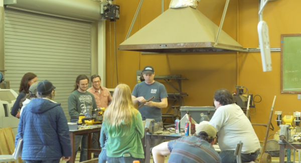 Watch: Cabrillo College Fab Lab & Makerspace: Innovating for Good in Our Community