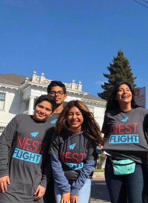 NEST Flight: Connecting College Students to Careers