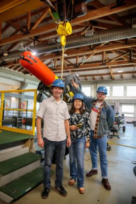 UCSC HCI Experts Help Mediate between Oceangoing Robots, Scientists and Engineers