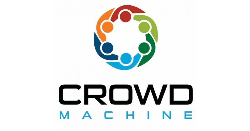 Crowd Machine Logo