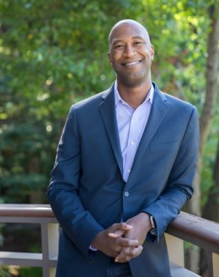 Van Williams, vice chancellor of information technology, talks diversity
