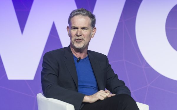 Netflix's Reed Hastings and Patty Quillin to donate $120M to Black education