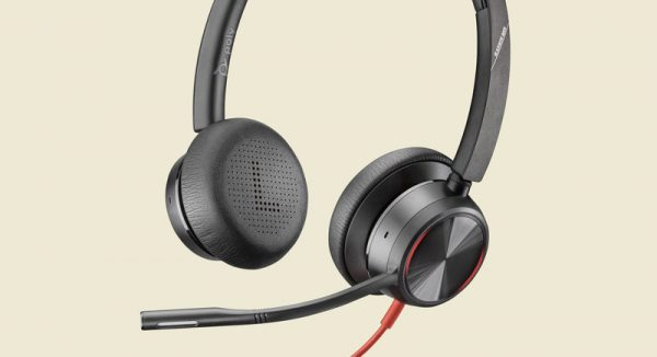 Poly Introduces the Blackwire 8225 with Advanced Hybrid Active Noise Cancelling and Acoustic Fence Technologies to Dramatically Reduce Distractions