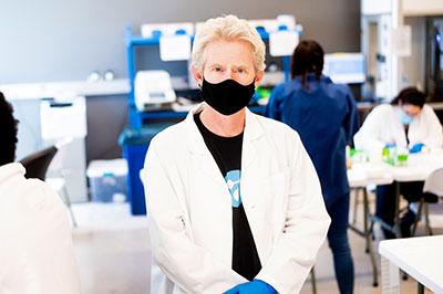UCSC alumnus leads massive effort to ramp up COVID-19 testing