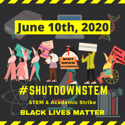UC Santa Cruz postdoc leads  #ShutDownSTEM movement as thousands of scientists worldwide to go on strike for Black lives