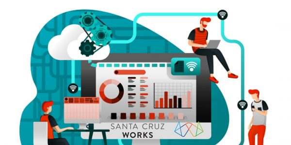 Santa Cruz Works Presents Tools for Productivity and Security on Sept 2